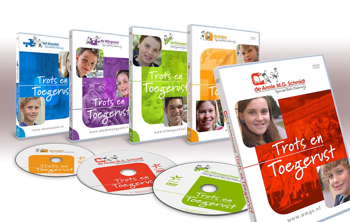 Elan DVD scholen 3D