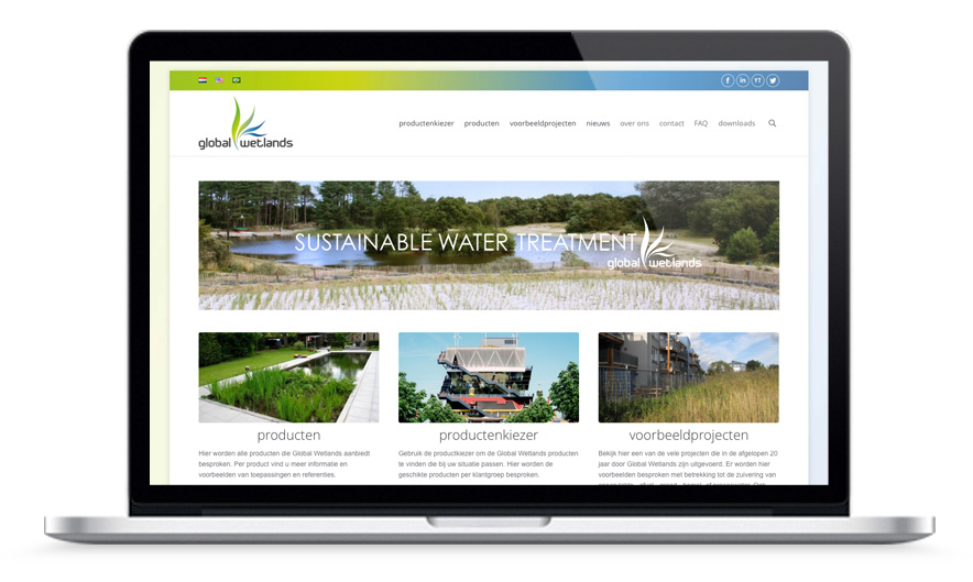 "<a href=""http://www.globalwetlands.com"">bezoek website Global Wetlands</a>"