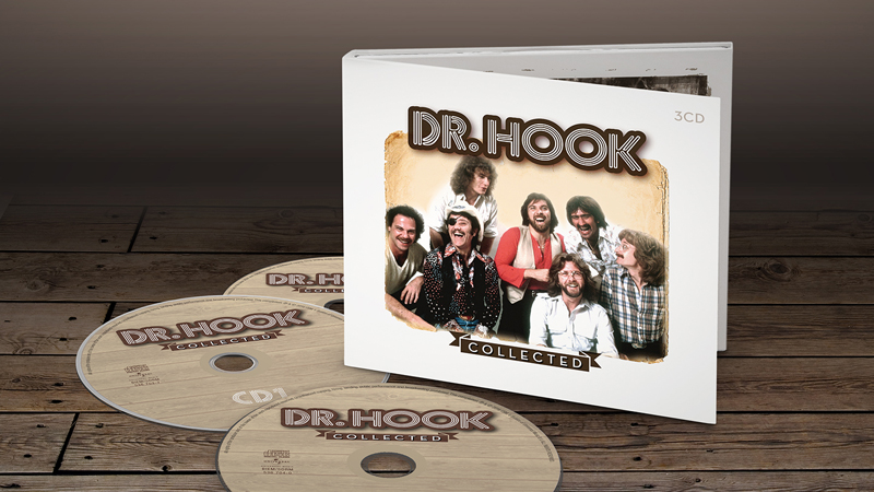 Dr Hook collected+disks