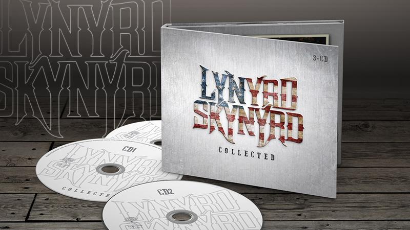 Lynyrd Skynyrd collected+disks