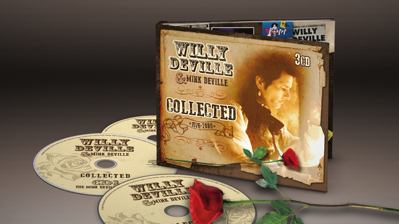 Willy DeVille collected+disks