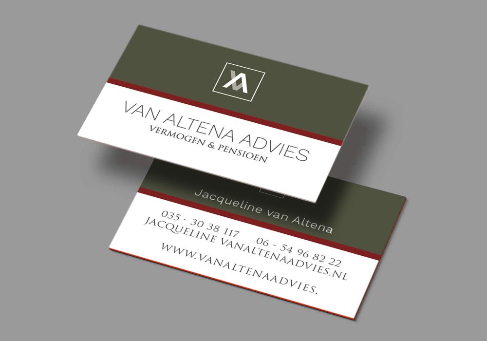 Altena Advies visitekaartje 1000×700